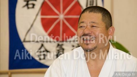Hitohira Saito Soke