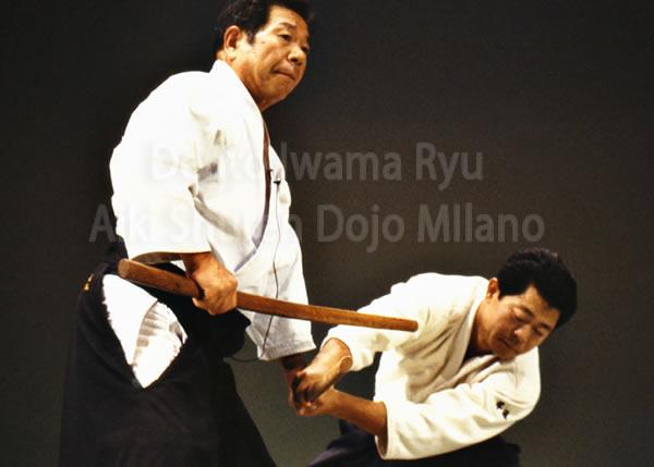 Morihiro Saito Shihan e Hitohira Saito Soke