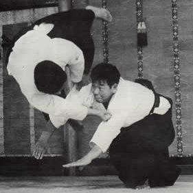 Morihiro Saito Shihan