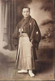 Samurai Takeda Sokaku (Aikido from his start)