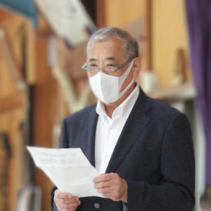il maestro Murata Koji